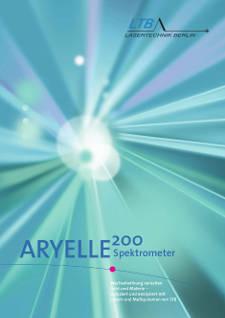 ARYELLE 200 Datenblatt Vorschau