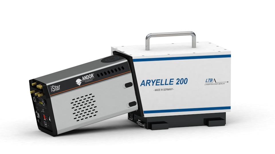 ARYELLE 200 spectrometer
