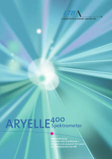 ARYELLE 400 Datenblatt Vorschau