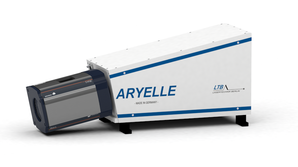 ARYELLE 400 spectrometer