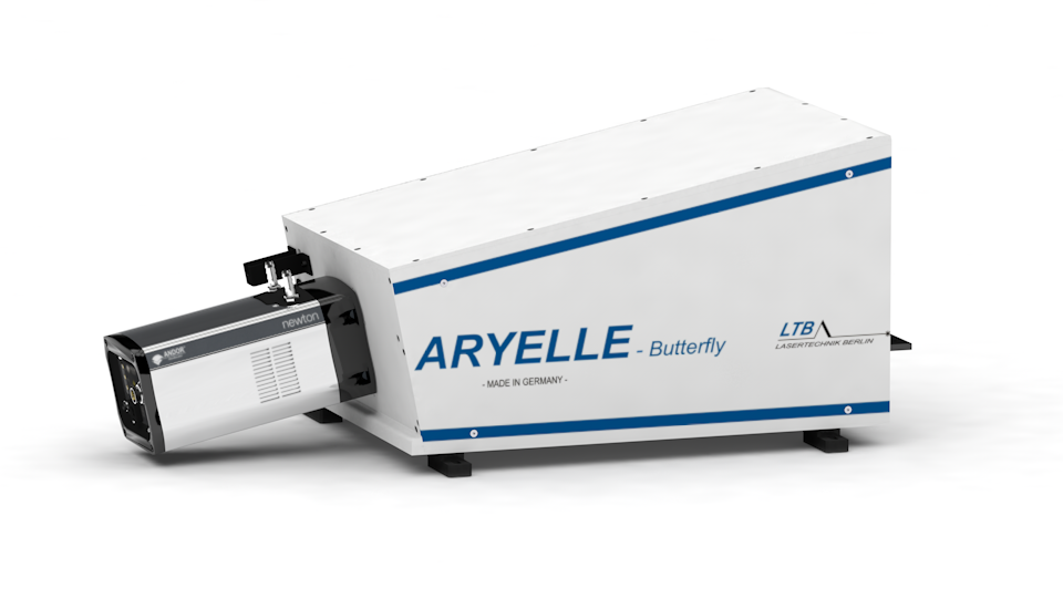 ARYELLE 400 Butterfly spectrometer
