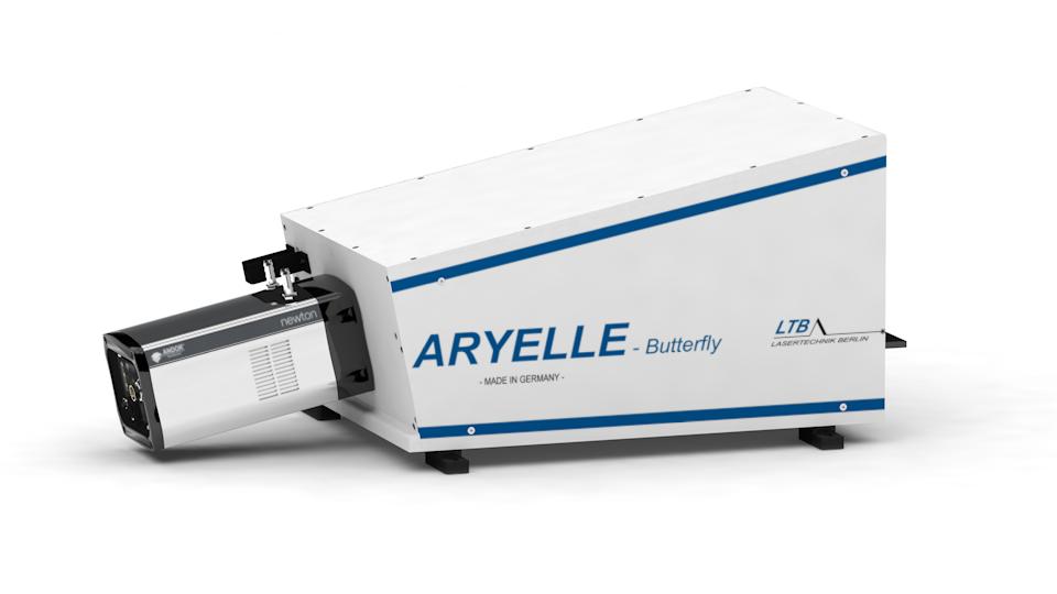 ARYELLE 400 Butterfly Spektrometer