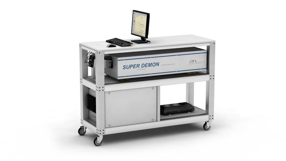 SUPER DEMON Spektrometer