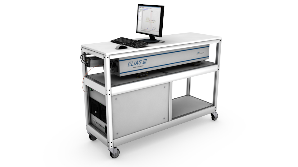 ELIAS spectrometer