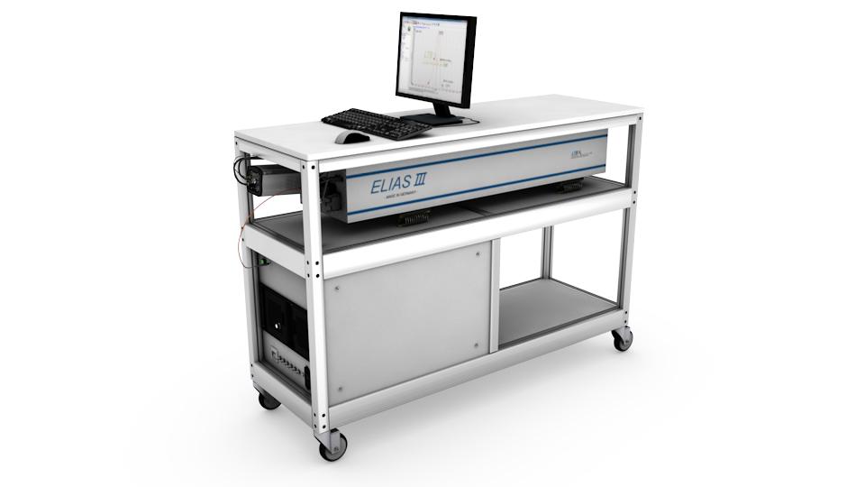 ELIAS Spektrometer