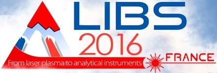 LIBS 2016 Chamonix