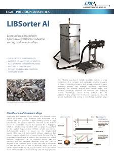LIBSorter 300 Datenblatt Vorschau