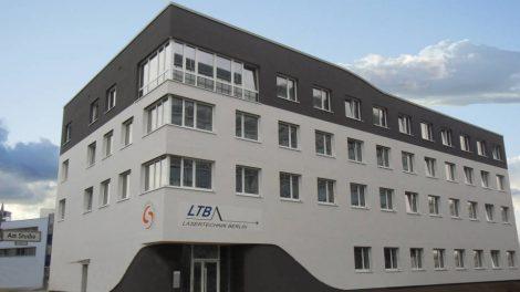 LTB Firmengebäude
