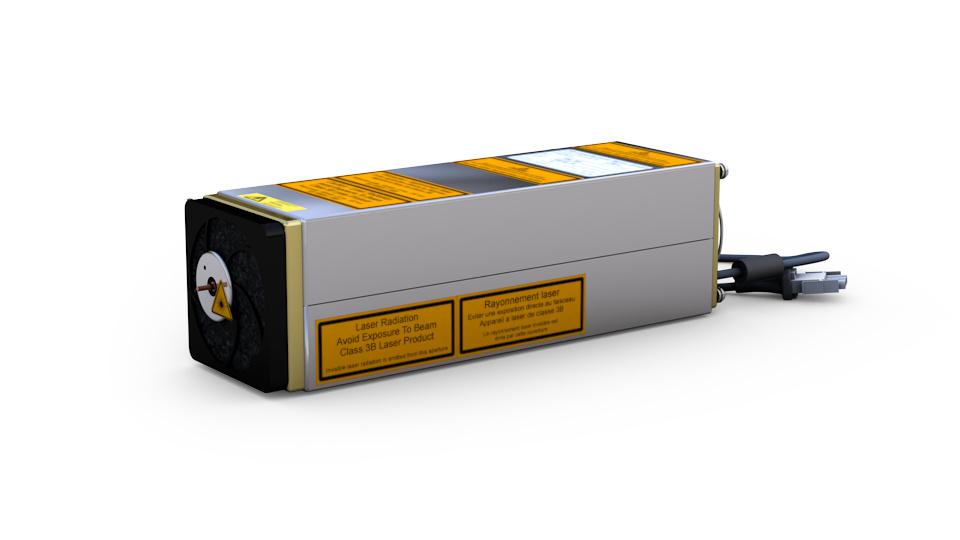 MNL 300 nitrogen laser