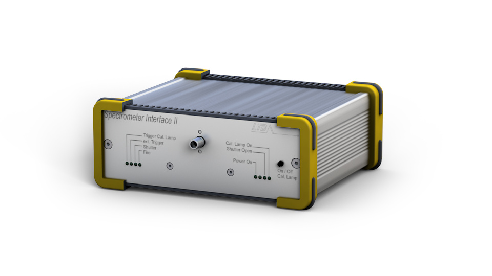 Spectrometer Interface II