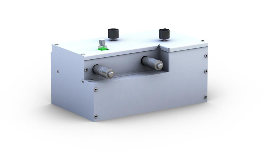 UDL SHG dye laser