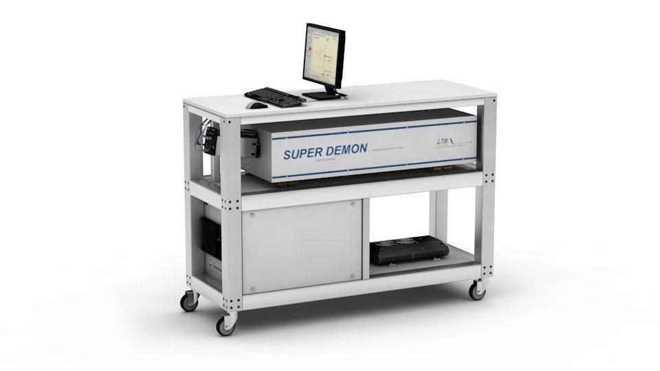 SUPER DEMON spectrometer