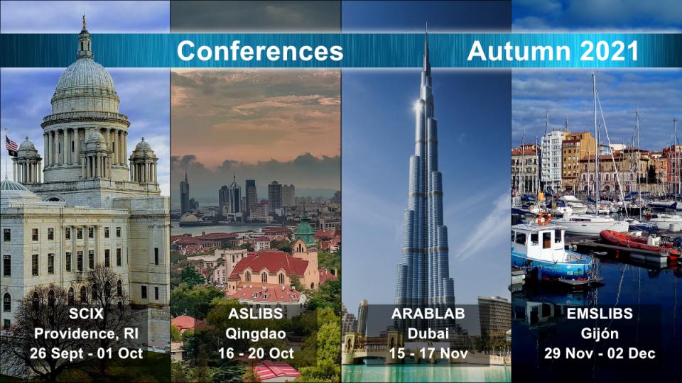 Konferenzen Herbst 2021