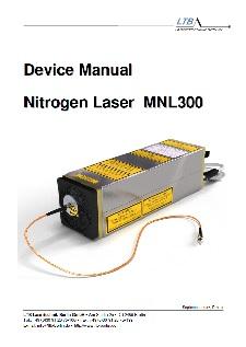 MNL 300 Manual english