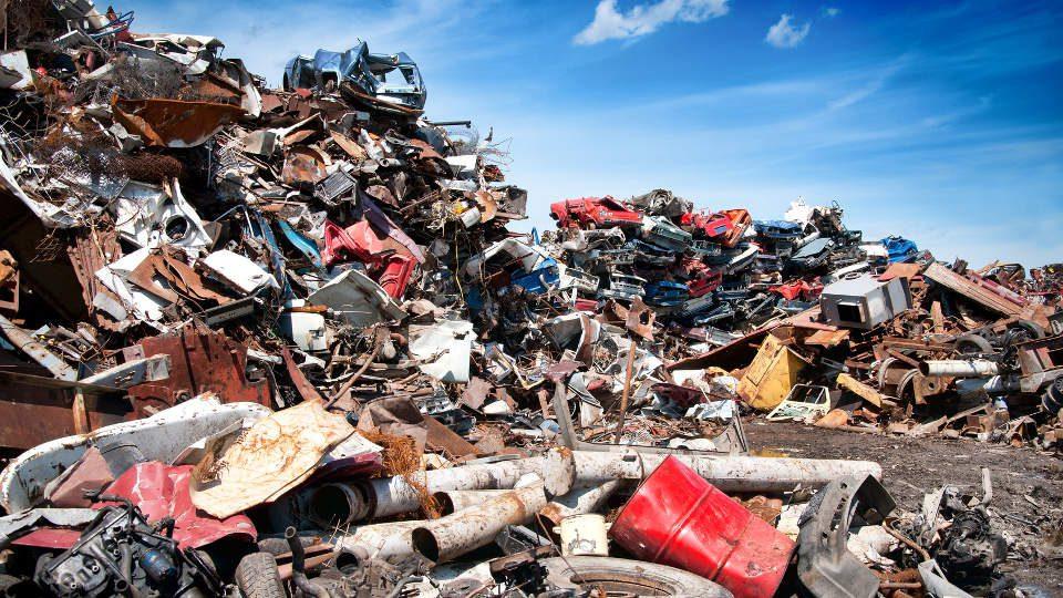 Recycling scrap metals